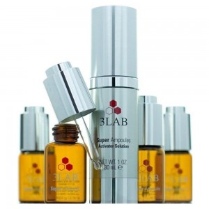 3Lab Super Ampoules Brightening and Anti-Aging
