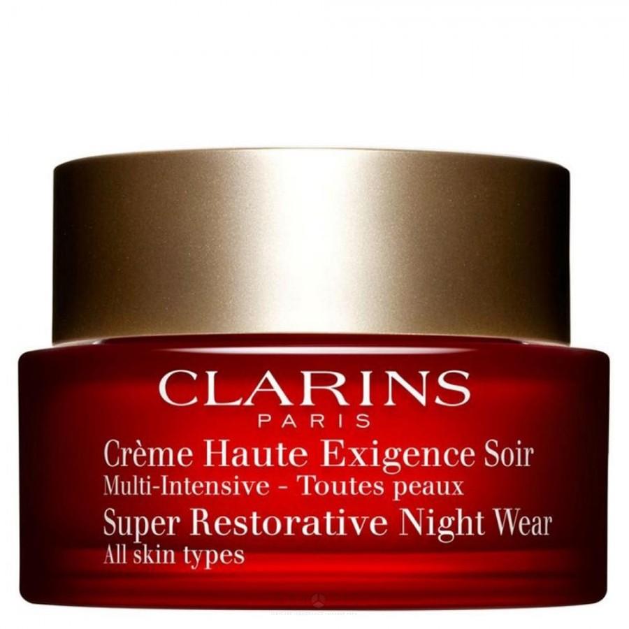 Восстанавливающий ночной крем для любого типа кожи