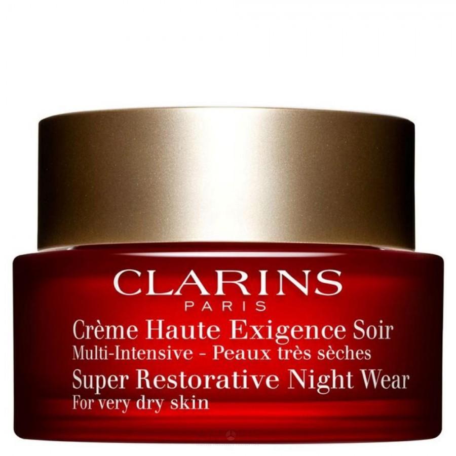 Восстанавливающий ночной крем для сухой кожи