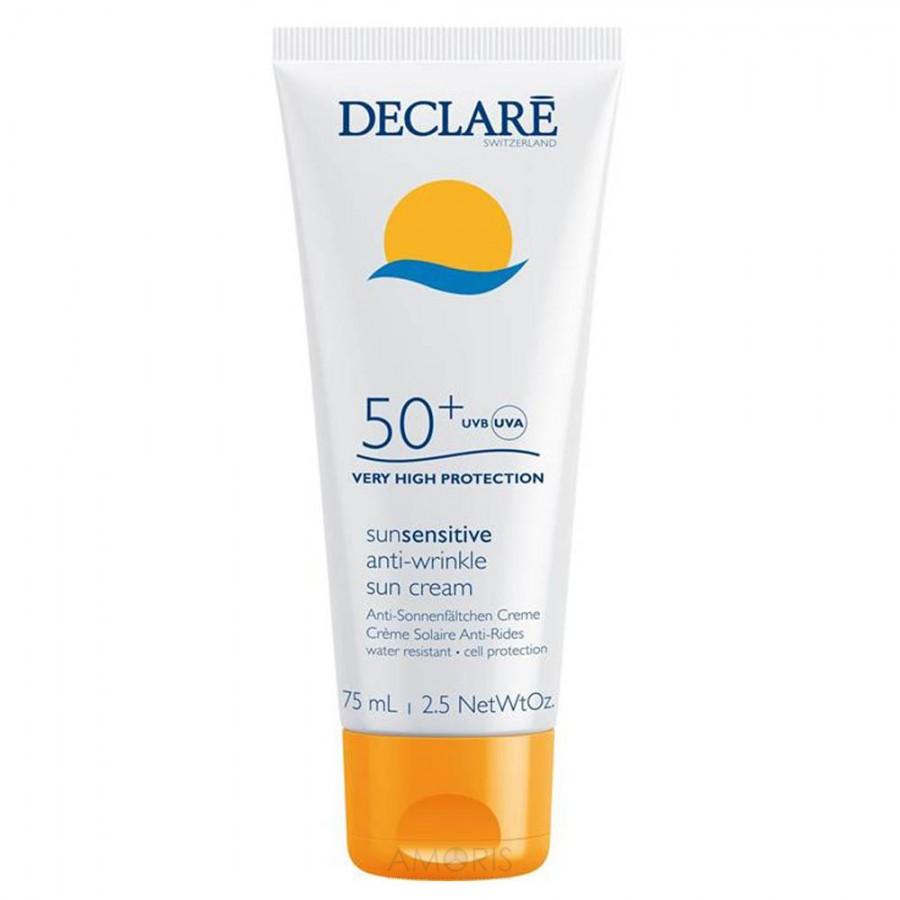 Солнцезащитный крем против старения кожи с SPF 50 (ТЕСТЕР)