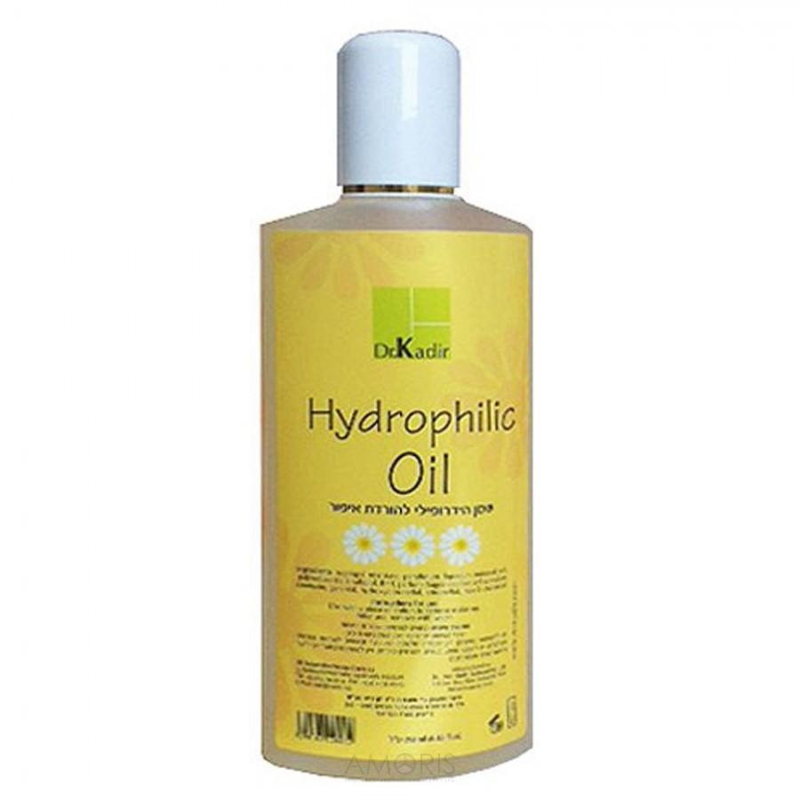 Гидрофильное очищающее масло