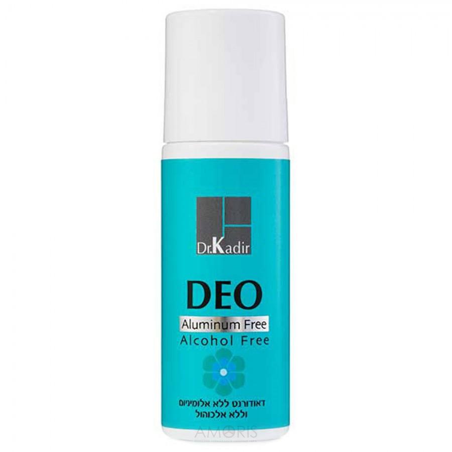 Шариковый дезодорант без алюминия