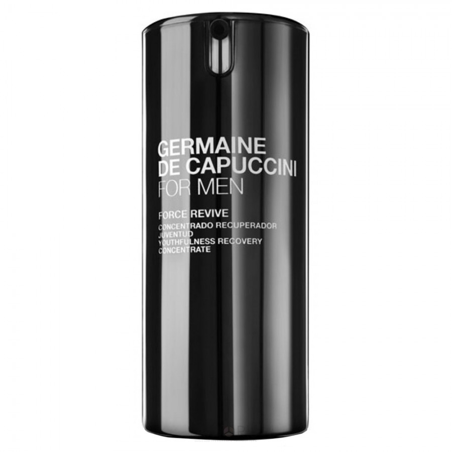 Germaine De Capuccini For Men Force Revive Youthfulness Recovery Concentrate