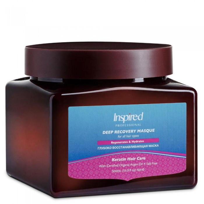 Inspired Keratin Deep Recovery Masque All Hair Types
