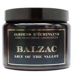 Ароматическая свеча сад Бальзака