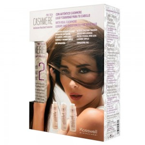 Kosswell Professional Cashmere Pack 3 Steps