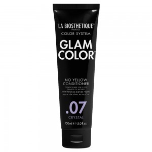 La Biosthetique Glam Color No Yellow Conditioner 07 Crystal