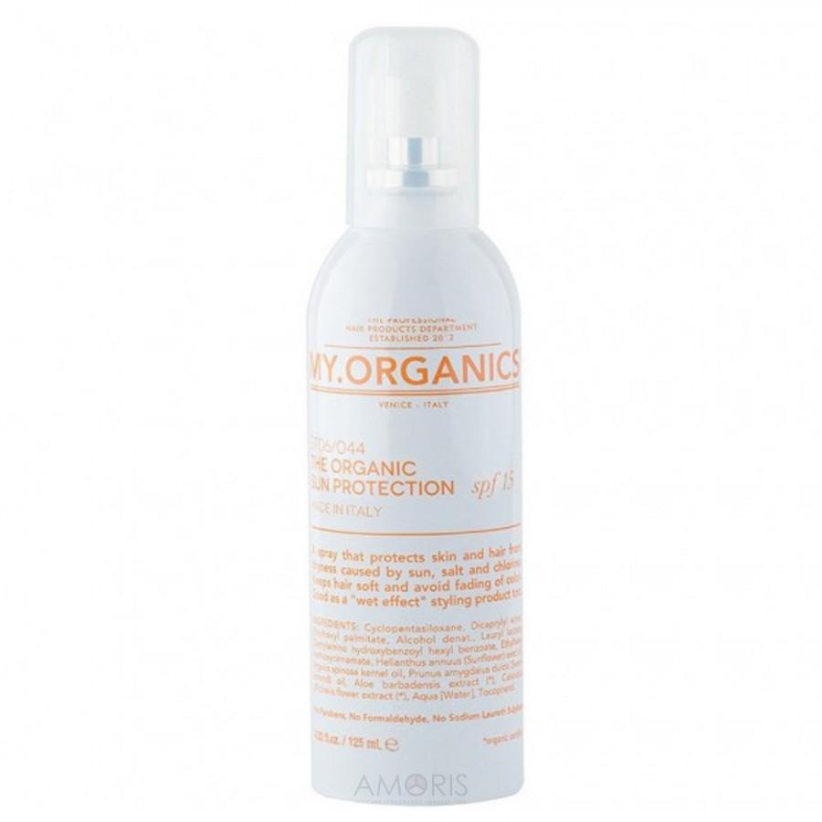 My.Tan спрей для волос и тела SPF15