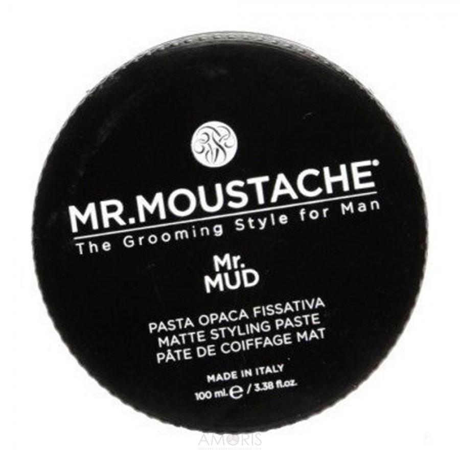 Mr Mustache драгоценное бархатное масло для бороды, волос и кожи лица и шеи