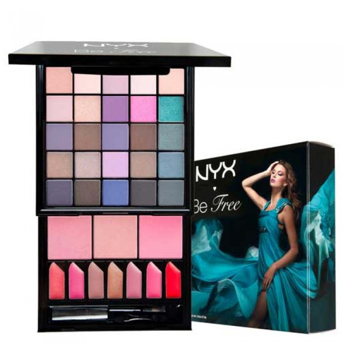 NYX Be Free Make Up Palette