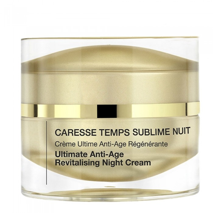 Qiriness Caresse Temps Sublime Nuit Ultimate Anti-Age Redensifying Cream