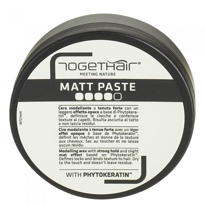 Воск для укладки волос с матирующим эффектом